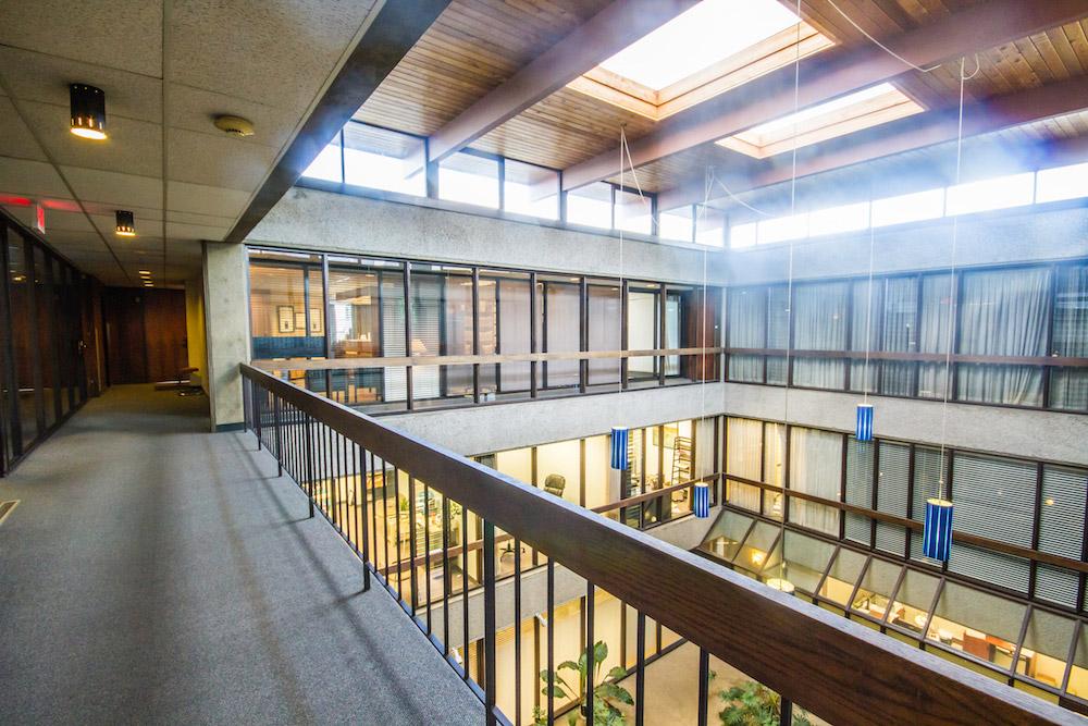 Centennial Building - 4th Floor Atrium