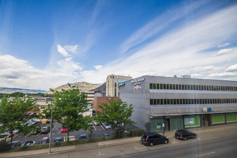 Centennial Building - North View