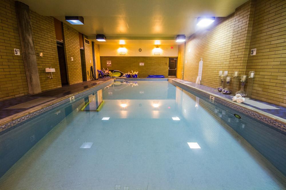Centennial Building - Salt Water Pool