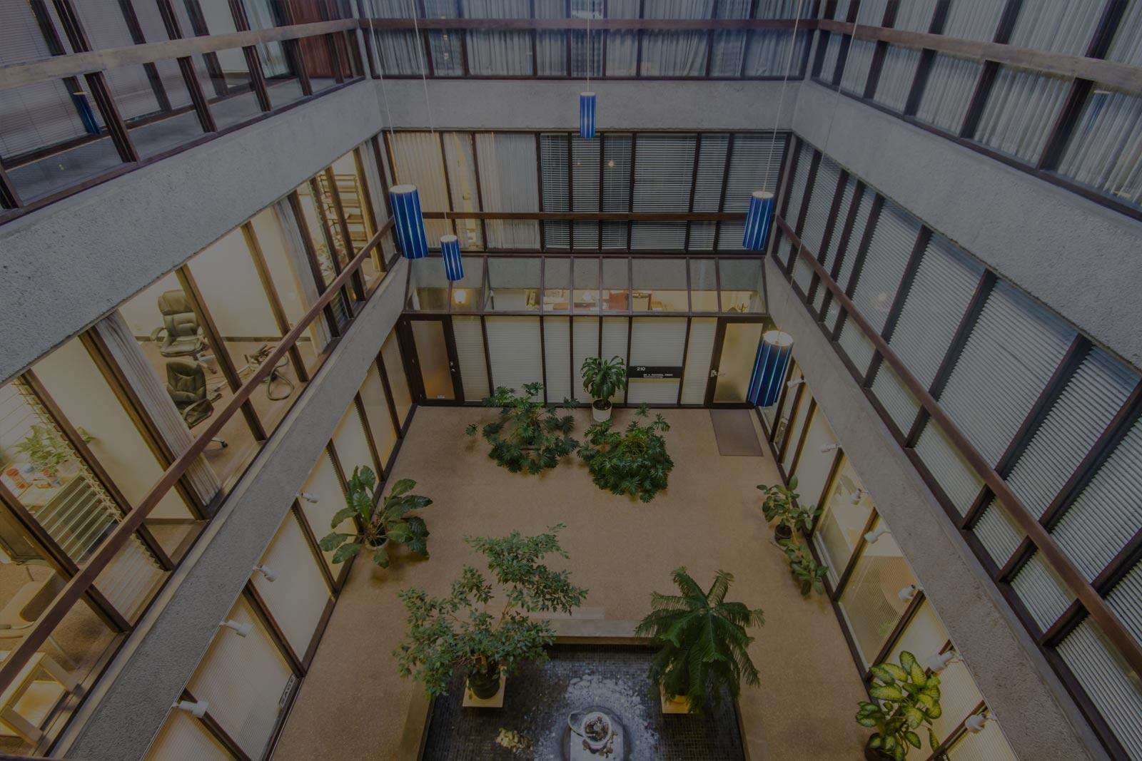 Centennial Building - Slider 2 Atrium